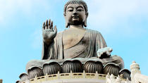 Lantau Island and Giant Buddha Cable Car Group Tour with Hotel Pickup in Hong Kong Island, Hong ...