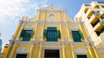 Macau Historic Heritage Sites Tour with round trip transfers from Hong Kong, Hong Kong SAR, ...