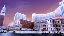 Venetian Macao and Macau Heritage Tour with 2-way ferry transfers from Hong Kong, Macau SAR, Ferry ...