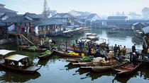 Wuzhen Water Town 2-Day Tour by Bullet Train from Shanghai, Shanghai, Overnight Tours