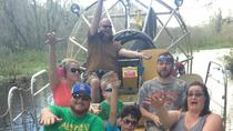 Extreme Airboat Rides Near Central Florida, Fleuve Crystal