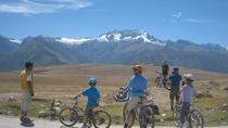 Maras Salt Mines and Moray Biking Tour from Cusco, Cusco, Bike & Mountain Bike Tours