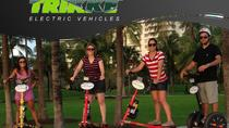 Kapiolani Park Trikke Tour, Oahu, Half-day Tours