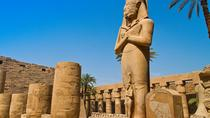 Full Day Tour in Luxor: Valley of the Kings, Hatshepsut Temple, Karnak and Luxor temples, Colossi ...