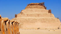 Private Day Tour to Saqqara, Memphis and Giza from Cairo with Guide, Cairo, Private Sightseeing ...