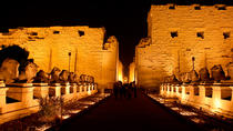 Sound and Light Show Karnak Temple, Luxor, Night Tours