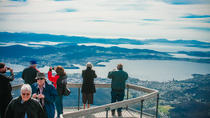 Highlights of Hobart Tour including Bonorong Wildlife Sanctuary and Mt Wellington, Hobart, City ...