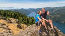 Top of Gowlland Tod Hike in Victoria, Victoria, Photography Tours