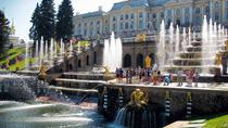 Peterhof Tour with Return by Hydrofoil from St. Petersburg, St Petersburg, City Tours