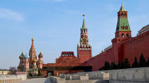 Red Square and the Moscow Kremlin, Moscow, City Tours