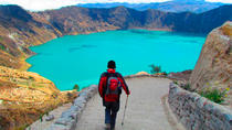 2-Day Tour of Cotopaxi Volcano and Quilotoa Lagoon with hotel, Quito, Multi-day Tours
