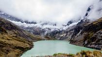 3-Day Altar Volcano Trekking Tour to Laguna Amarilla from Riobamba, Quito, Attraction Tickets