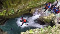 Small Group Badian Canyon Adventure from Cebu , Cebu, Climbing