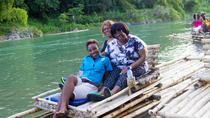 Rio Grande Rafting with Blue Lagoon and Monkey Island from Kingston, Kingston, River Rafting &...