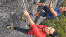 Outdoor Rock Climbing Beginner or Intermediate at Mt Erie, Seattle, Climbing