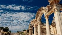 Private Full-Day Shore Excursion from Kusadasi: Private Ancient Ephesus, Virgin Mary, Basilica of ...