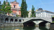 Ljubljana Private walking tour, Ljubljana, Day Trips