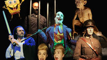 The National Wax Museum - Admission Ticket, Dublin, Bike & Mountain Bike Tours