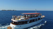 Elafiti 3-eilandcruise met lunch, Dubrovnik, Lunch-cruises