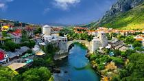 Mostar and Kravice Waterfalls by Luxury Minibus, Dubrovnik, Day Trips