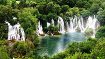 Mostar and Kravice Waterfalls Full Day Excursion from Dubrovnik, Dubrovnik, Day Trips