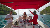 Private Half Day and Snorkel, St Lucia, Day Cruises