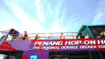 Penang Hop-On Hop-Off, Penang, Private Sightseeing Tours
