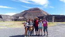 Small-Group Teotihuacan Pyramids from Mexico City, Mexico City, Archaeology Tours