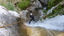 Canyoning Half-Day Tour from Catania, Catania, Climbing