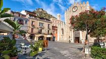 Giardini Naxos, Taormina and Castelmola Half-Day Tour from Catania, Catania, Half-day Tours