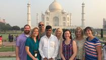 Golden triangle tour 6 days by private car without hotel