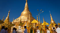 Private Full Day Yangon Tour Including Circular Train Ticket and Lunch, Yangon, Full-day Tours