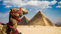 Guided Small-Group Day Tour to Great Pyramids and Egyptian Museum from Cairo, Cairo, City Tours