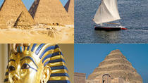 Private Tour: 2-Day Trip to Cairo from Alexandria Including Giza Pyramids, Sakkara, and Egyptian ...