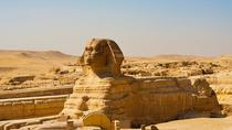 Private Tour: Giza Pyramids and Sphinx with an Egyptian Lunch, Cairo, Private Sightseeing Tours