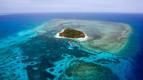 40-Minute Great Barrier Reef High-Wing Scenic Flight from Cairns Including Green Island Arlington ...