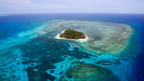 40-Minute Great Barrier Reef Scenic Flight from Cairns Including Green Island Arlington Reef and ...