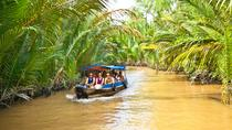 Cu Chi Tunnels and Mekong Delta VIP Tour from Ho Chi Minh city, Ho Chi Minh City, Day Trips