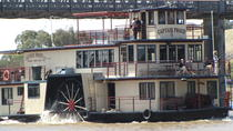 Murray River Lunch Cruise by Paddle Wheeler from Murray Bridge, South Australia