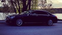 First Class Airport Limousine Transfer: Arlanda Airport to Stockholm City, Stockholm