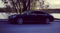 First Class Airport Limousine Transfer: Bromma Airport to Stockholm City, Stockholm, Airport &...