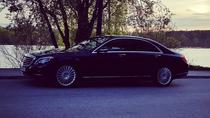 First Class Airport Limousine Transfer: Malmö City to Kastrup Airport, Malmö, Airport & ...