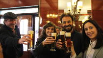 Small-Group Craft Beer and Tapas Tour in La Barceloneta, Barcelona, Beer & Brewery Tours