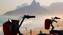 Rio de Janeiro Bike Tour Including Vermelha Beach and Arpoador, Rio de Janeiro, Full-day Tours