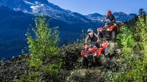 Aufruf der Wild ATV Tour, Whistler, 4WD, ATV & Off-Road Tours