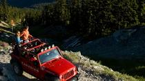 Blackcomb Glacier Safari by Jeep 4x4, Whistler