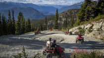 Mountain Explorer ATV-Tour (Quad), Whistler, Geländewagen- und Off-Road-Touren