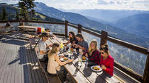 Whistler Blackcomb Lachs backen Abendessen und ATV Tour, Whistler, Dining Experiences
