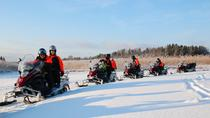 2-Day Snowmobile Safari in Helsinki Archipelago With Overnight Stay in Traditional Cottage, ...