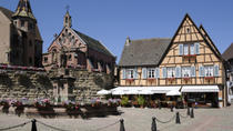 Alsace Day Trip from Strasbourg: Colmar, Eguisheim, Riquewihr, High Koenigsbourg Castle and Alsace ...